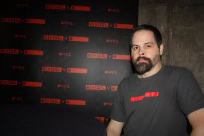 Evolve developer Phil Robb of Turtle Rock Games