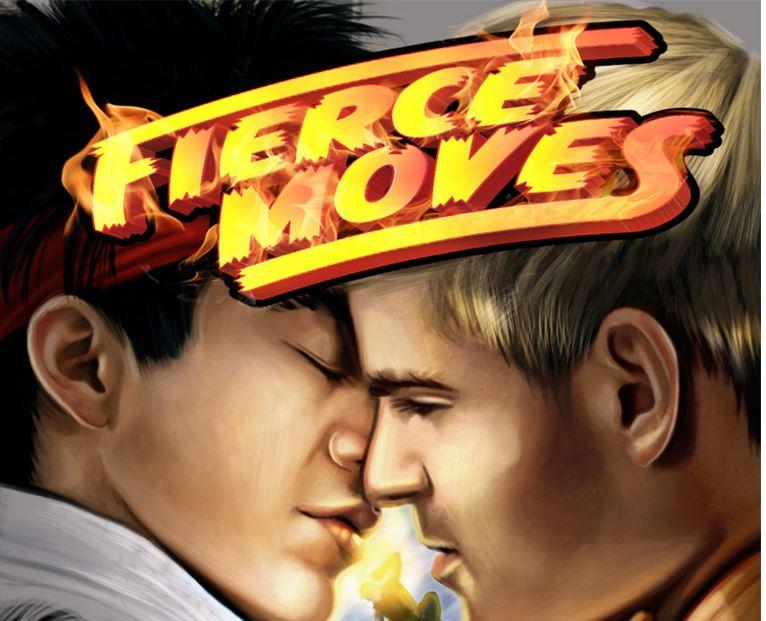 A fictional Street Fighter novel.