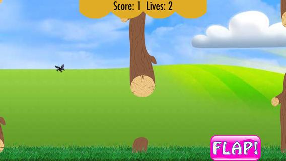 Flappy Crow