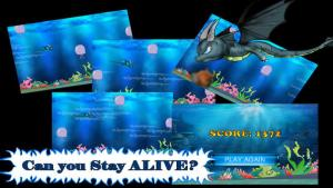Flappy Dragon Fish