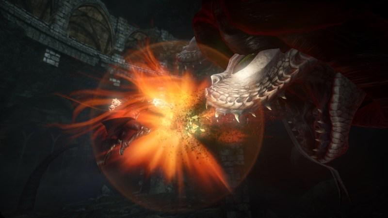 Castlevania: Lords of Shadow 2 (Gorgon)