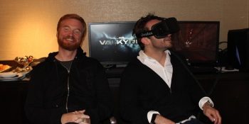 Will Eve: Valkyrie be the exclusive that Oculus Rift needs to take flight? (interview)