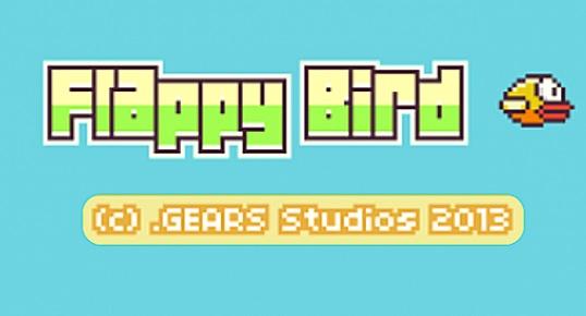 Flappy Bird screen