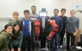 Baxter Berkeley Robotics class