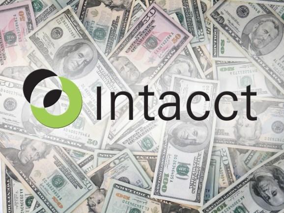 Intacct funding