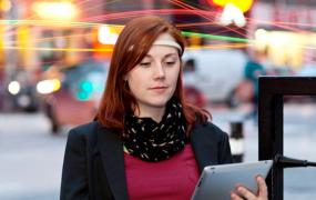 InteraXon's brainwave-sensing headband