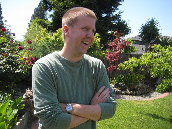 PressFriendly CEO Joel Andren