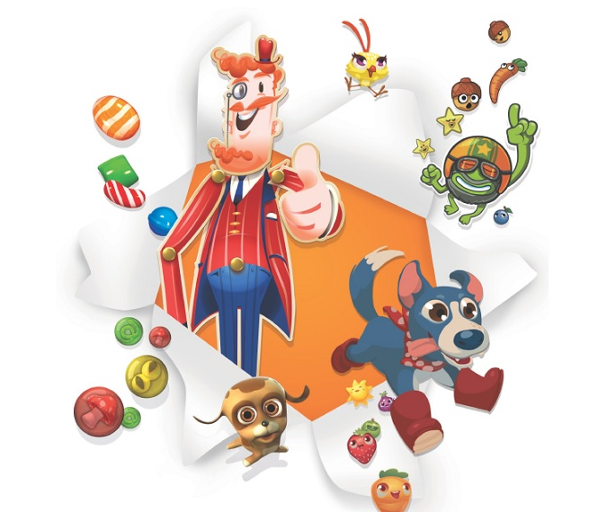 King game characters