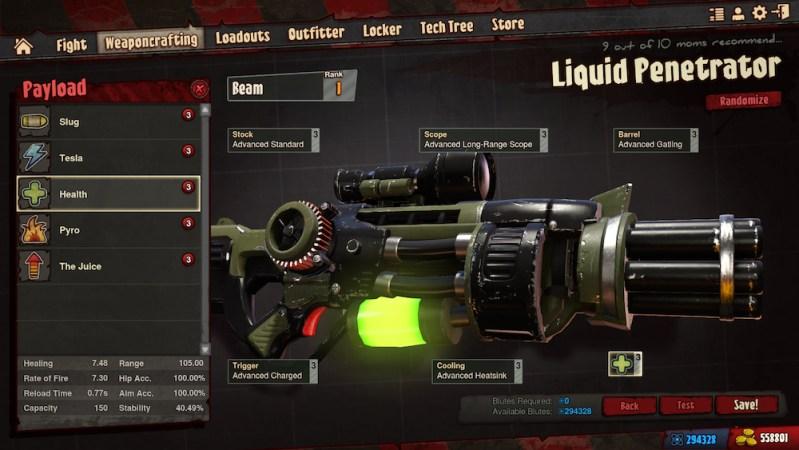 Loadout's server troubles overshadow its addictive DIY gunplay