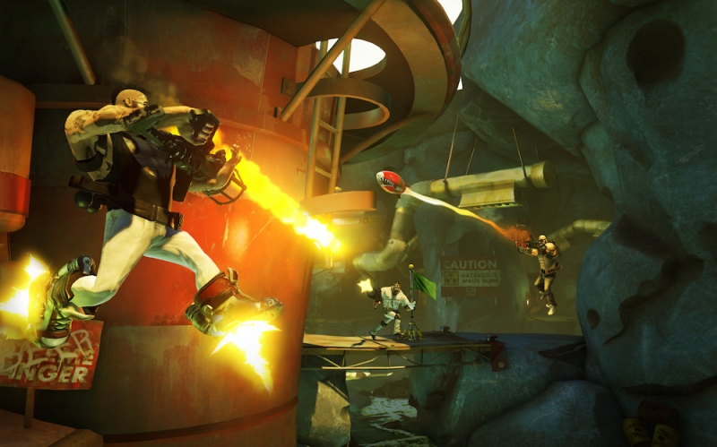 Loadout s server troubles overshadow its addictive DIY gunplay (review)