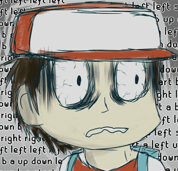 Ash doesn't understand why it feels like thousands of people are controlling him from inside his head.