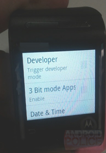 Motorola smartwatch prototype 2