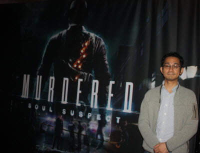 Naoto Sugiyama of Square Enix
