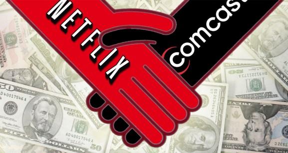Netflix Comcast deal