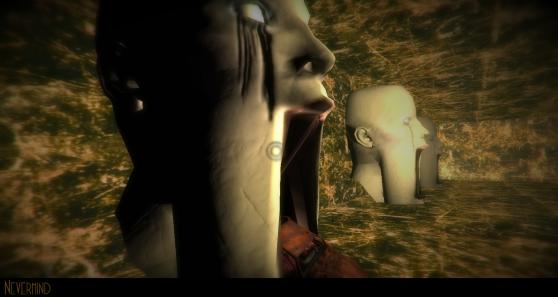 A screenshot from Nevermind (PC, TBA)
