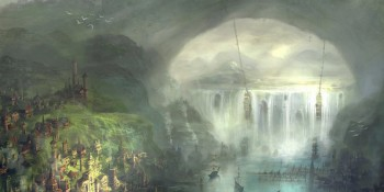 The father of EverQuest pitches his next-generation online fantasy game world