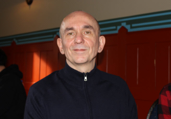 Peter Molyneux of 22cans.