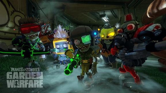 Plants vs. Zombies: Garden Warfare team is now PopCap HD -- and it\'s ...