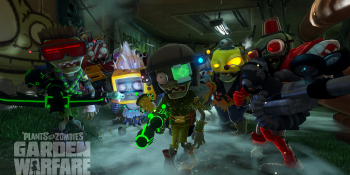 Plants vs. Zombies: Garden Warfare team is now PopCap HD — and it's working on a new console game