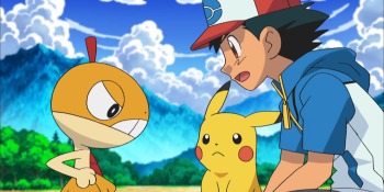Pokémon anime coming to Netflix this weekend