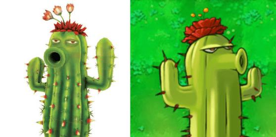 Plants Vs Zombies Garden Warfare Characters Outclass The Originals Preview Venturebeat