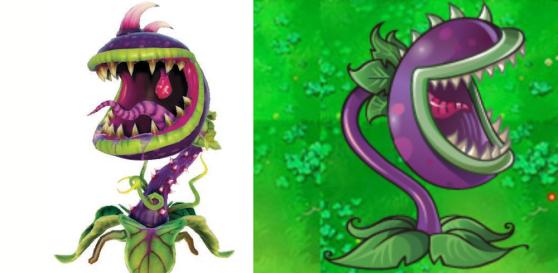 Plants vs. Zombies Garden Warfare Chomper