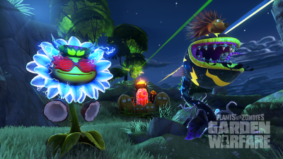 Plants Vs Zombies Garden Warfare Characters Outcl The