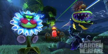 Plants vs. Zombies Garden Warfare characters outclass the originals (preview)
