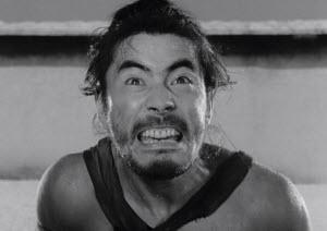 Akira Kurosawa's classic Rashomon film