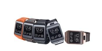 Samsung's Gear 2 smartwatch just got a badass new messaging app