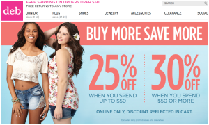 Debshops is a BloomReach customer