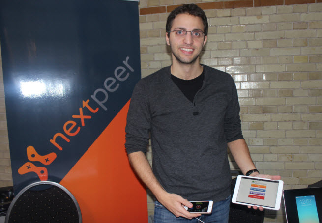 Shai Magzimof of Nextpeer