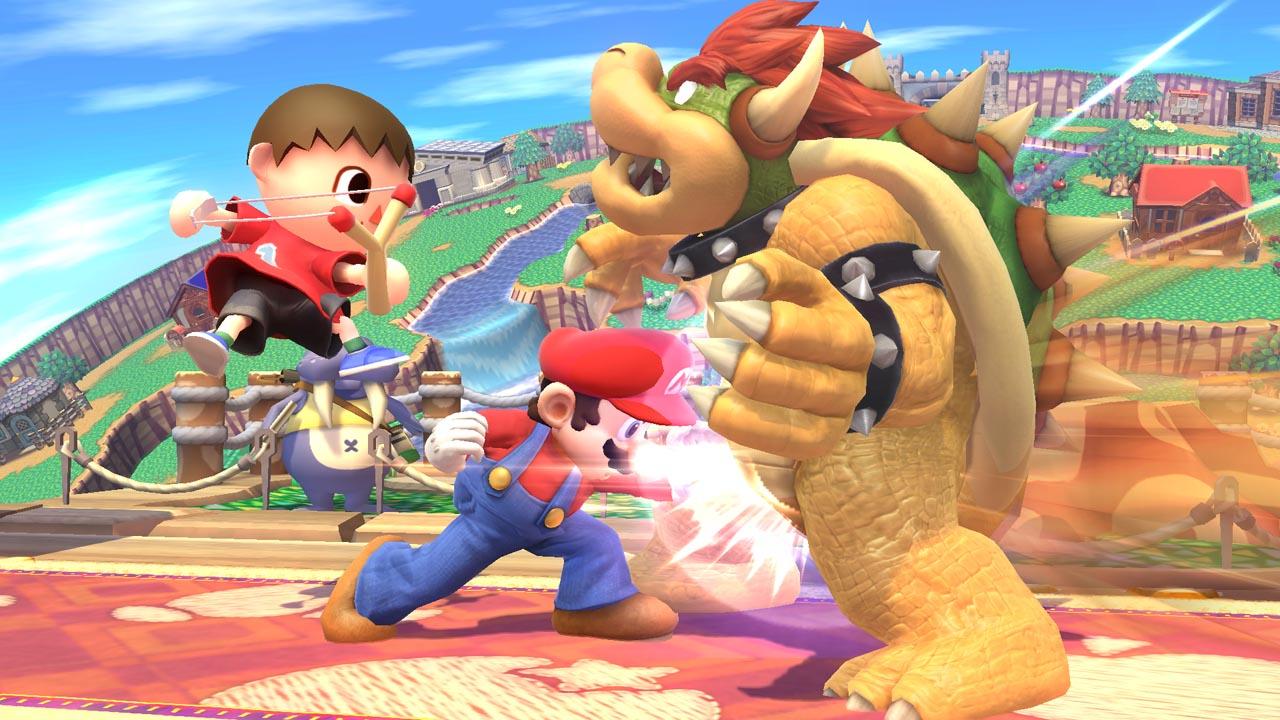 Smash Bros Wii U : Super smash bros for wii u is a nintendo masterpiece you