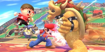 20% of Smash Bros. 3DS's sales are digital — here's why that's so impressive