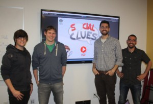 Social Clues team leaders
