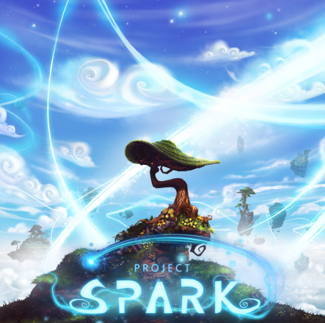 Project Spark cover.