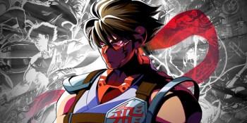 Retrospective: 25 crazy years of Strider Hiryu