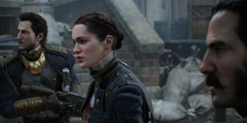 Actors from The Order: 1886 discuss starring in an interactive Hollywood blockbuster