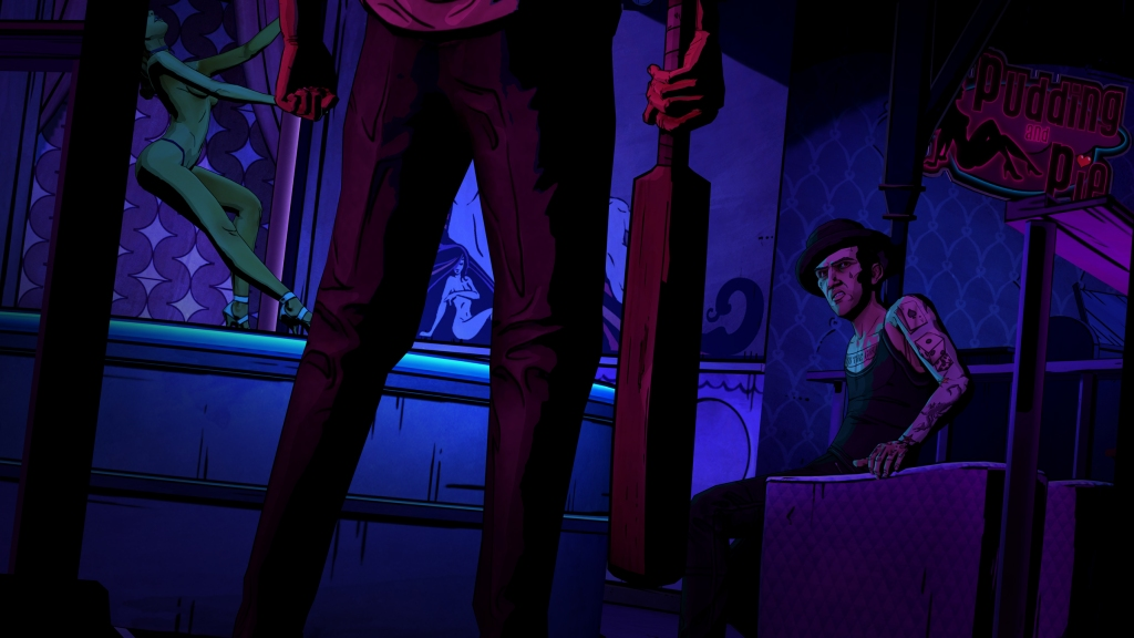 The Wolf Among Us Episode 2: Smoke and Mirrors