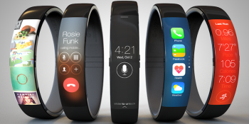 Apple's mystery wearable could cost as much as $400