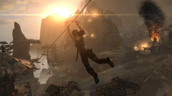 Tomb Raider pry axe