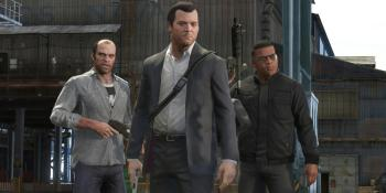Grand Theft Auto V outsold every game except Madden in the U.S. last month