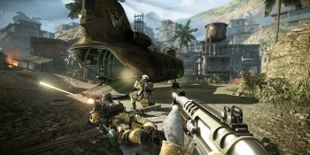 Microsoft charges ahead with free-to-play Warface on the Xbox 360 (interview)