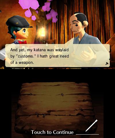 Weapon Shop de Omasse 1