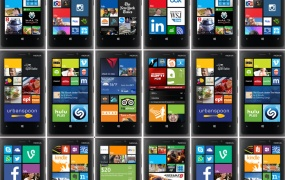 Windows Phone tiled