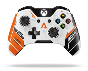 The Titanfall Xbox One controller does not come with this bundle.