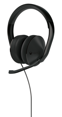 The official Xbox One Stereo Headset.