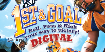 GamesBeat Giveaway: 1st and Goal board game package worth $120