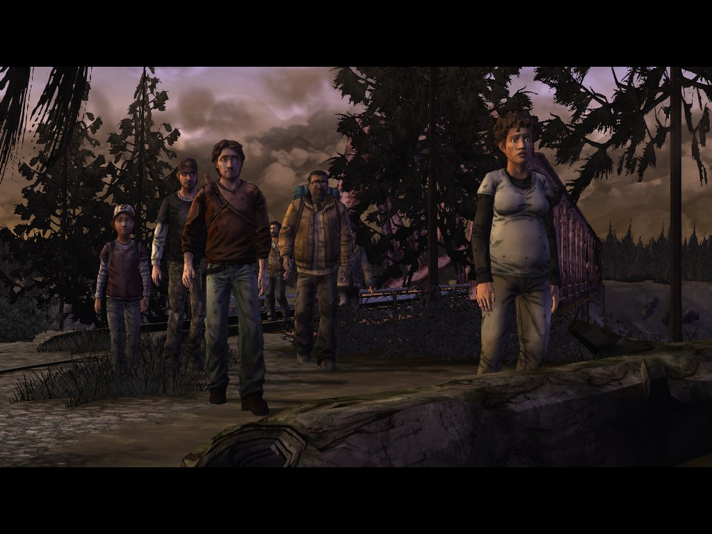 The Walking Dead Season Two -- Episode Two: A House Divided
