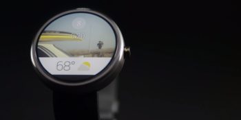 Google shows more details on Android Wear, the OS for smartwatches
